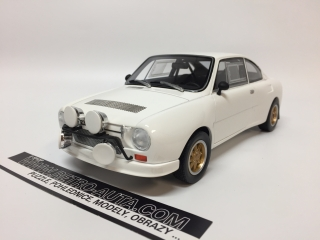Škoda 130 RS Plain Body Version 1:18