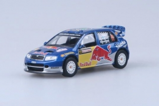 Škoda Fabia WRC (2005) 1:43 - Rally of Turkey 2006 #11 Rovanperä - Pietiläinen