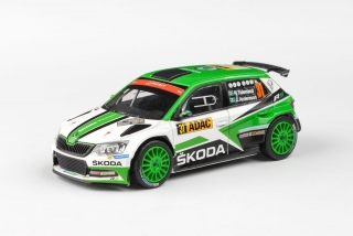 Škoda Fabia III R5 (2015) 1:43 - ADAC Rallye Deutschland 2017 #31 Tidemand - And