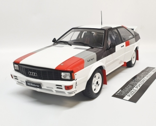 Audi Quattro Rally Spec (1982) 1:18