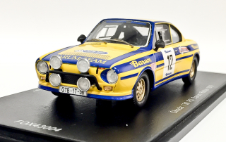 Škoda 130 RS n. 12 Barum Rallye (1979) 1:43