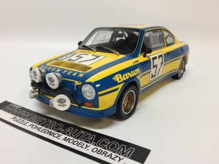 Škoda 130 RS Barum Rally version n. 57 - 1:18