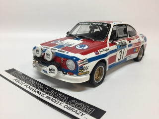 Škoda 130 RS n. 31 RAC Rally (1976) - 1:18